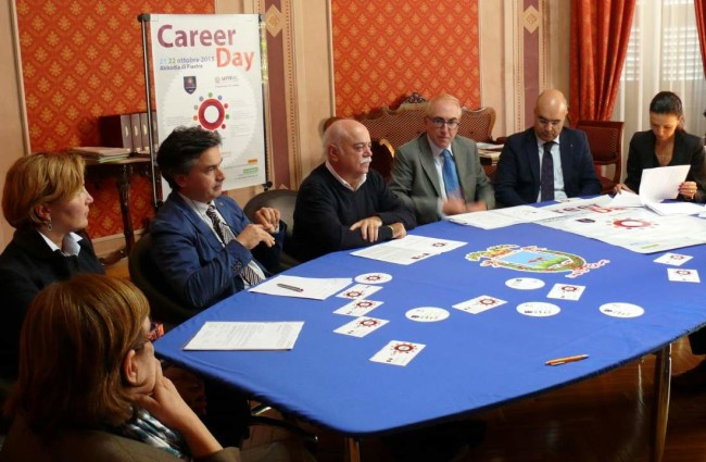 Career Day 2015_Conferenza Stampa