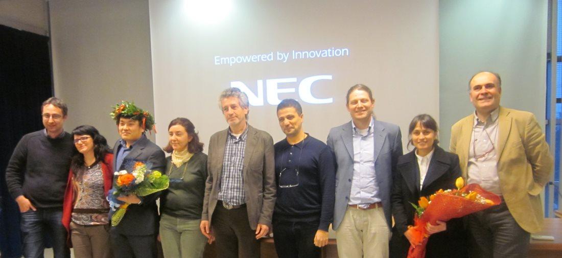 UniCam forma giovani ricercatori di successo