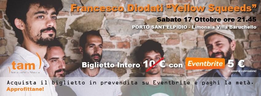 Francesco Diodati Yellow Squeeds
