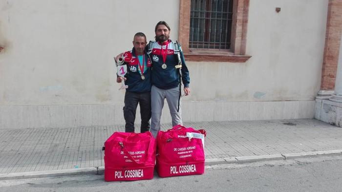 Gabriele Alessandri e Francesco Lucidi