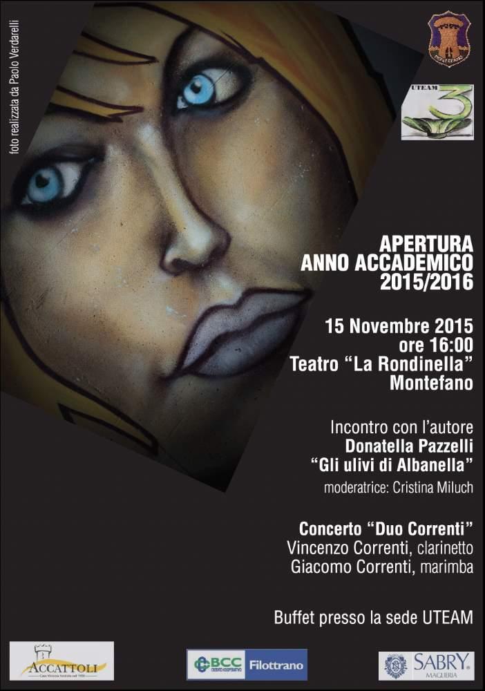 """Donatella Pazzelli, """"Gli ulivi di Albanella"""""""