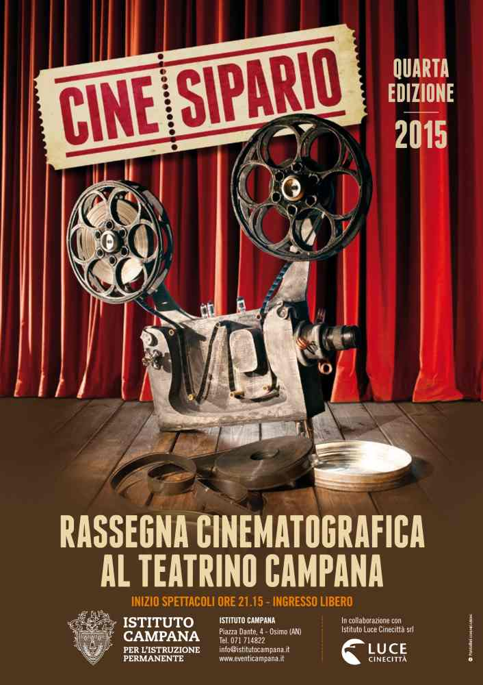Torna CineSipario al Campana