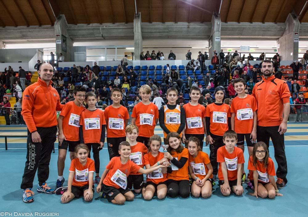 Atleticando: giovanissimi esordienti al Palaindoor di Ancona