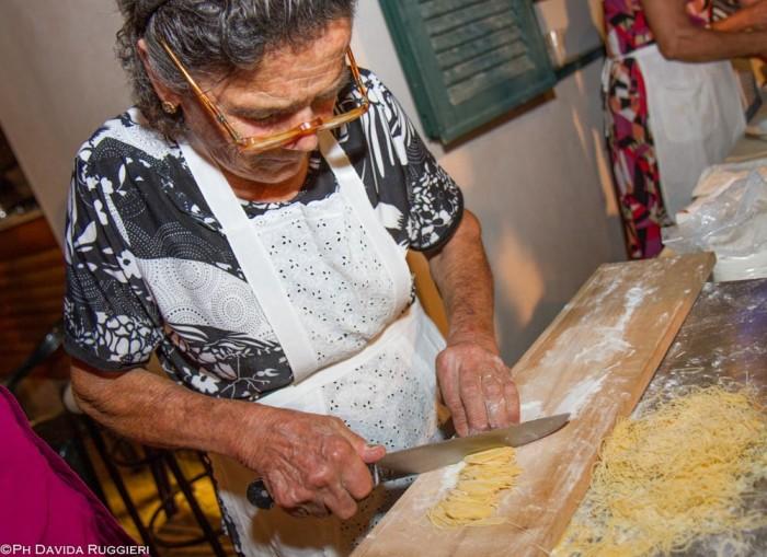 La cucina della nonna