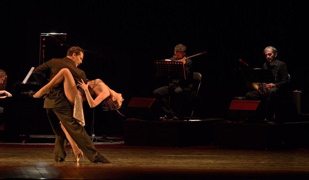 Mitico Tango al Teatro di Cagli