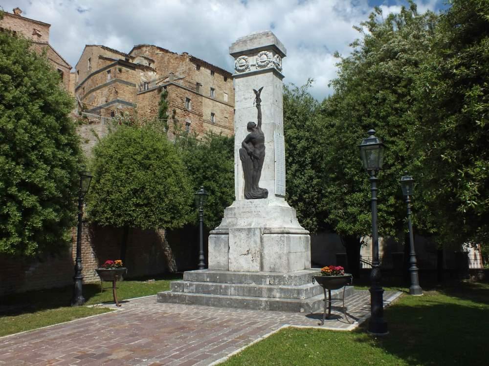 """Mostra documentale """"Il Monumento ai Caduti di Cossignano"""""""