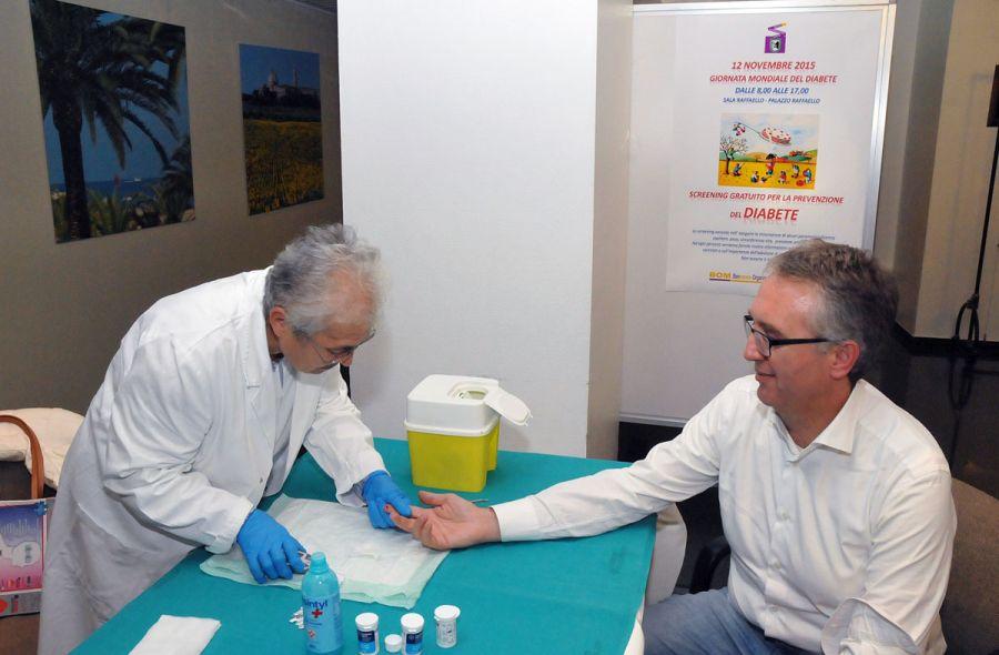 Giornata mondiale del diabete: in 400 alla Regione per lo screening di prevenzione
