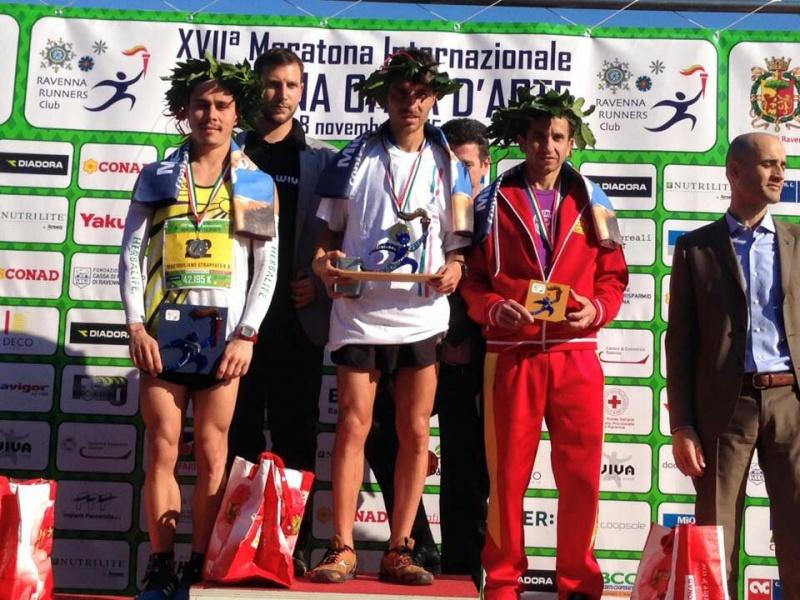 Maratona Tricolore: oro e argento per Le Marche!