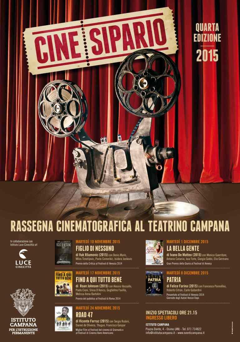 Prosegue CineSipario