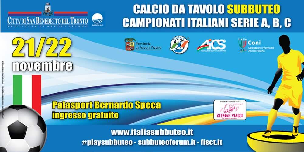 Subbuteo: Fiamme Azzurre Roma campioni d'inverno
