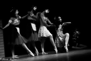 Ballerine al Teatro Concordia