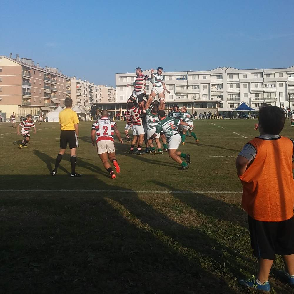Unione Rugby San Benedetto – Jesi 22 a 36