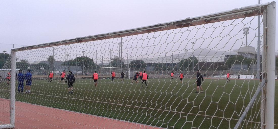 La Samb riprende gli allenamenti in vista del girone di ritorno: presentato l'attaccante Fioretti