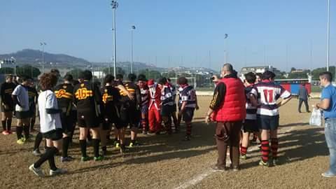 Giornata di Rugby e Amicizia