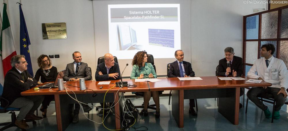 """La Banca Picena Truentina dona un Ecografo e un Holter di ultima generazione al """"Madonna del Soccorso"""""""