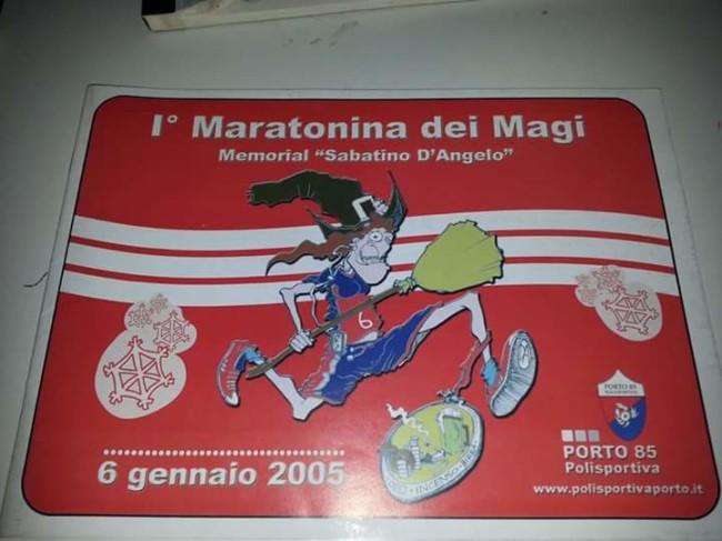 Maratonina Dei Magi 2005