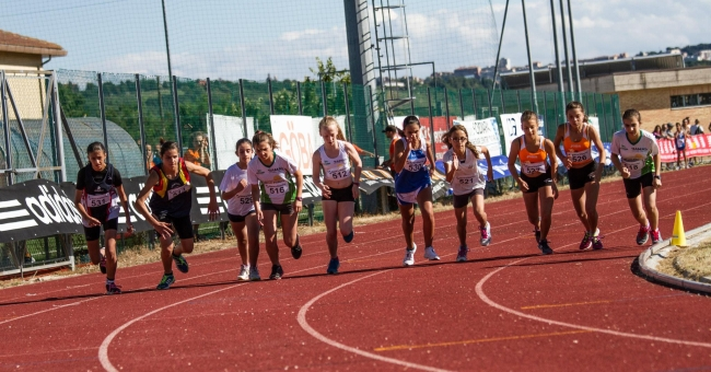 Ancona, domenica la festa dell'atletica giovane