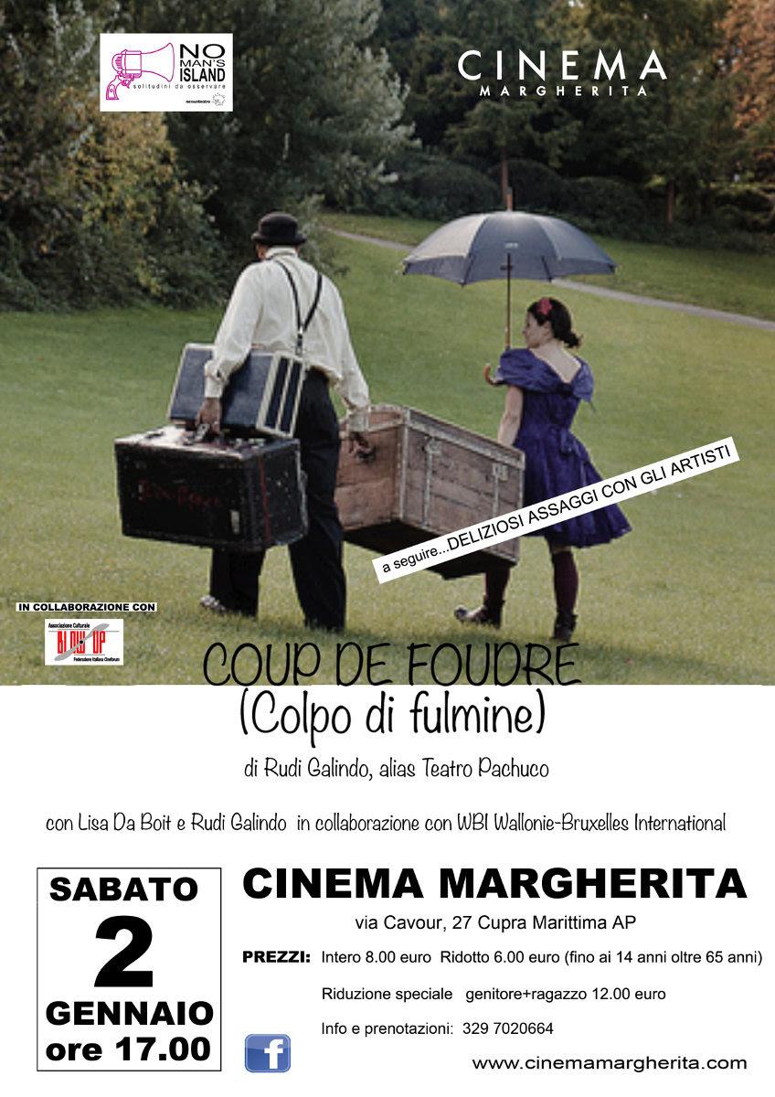al Cinema Margherita