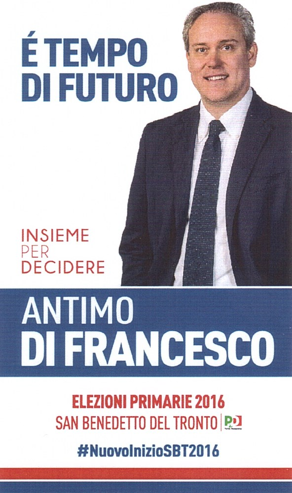 "Convention Antimo Di Francesco: ""E' tempo di futuro"""