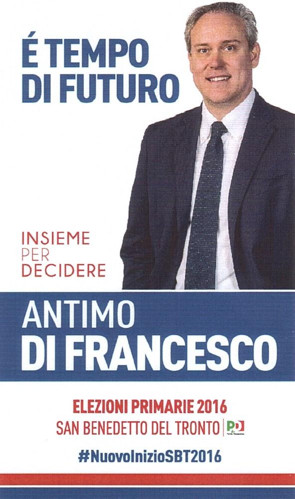 """Convention Antimo Di Francesco: """"E' tempo di futuro"""""""