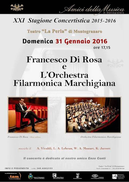 Tam, Tutta un'Altra Musica con Francesco Di Rosa e Form a Montegranaro