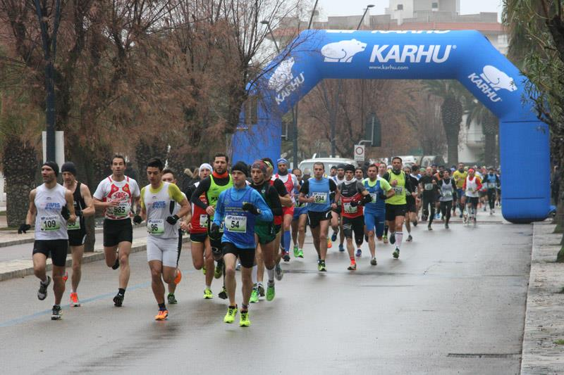 Abdelkrin El Kabbouri vince per la terza volta la Maratonina dei Magi