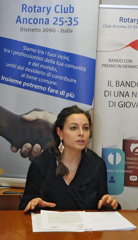 """Start me up, Manuela Bora: """"Imprenditoria e formazione"""""""