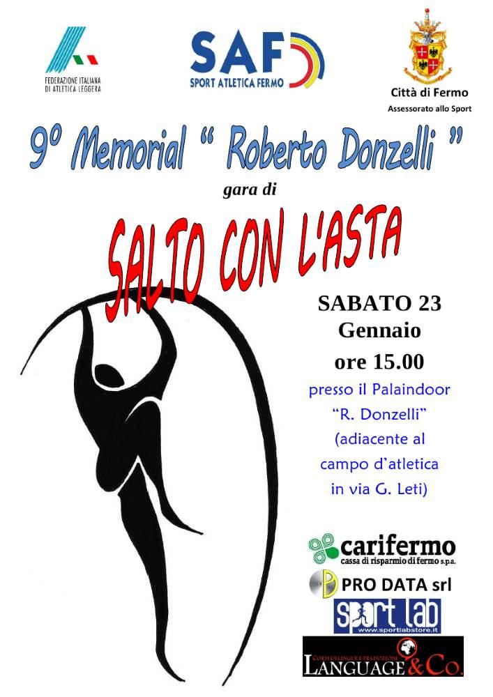 """Memorial """"Roberto Donzelli"""" di salto con l'asta"""