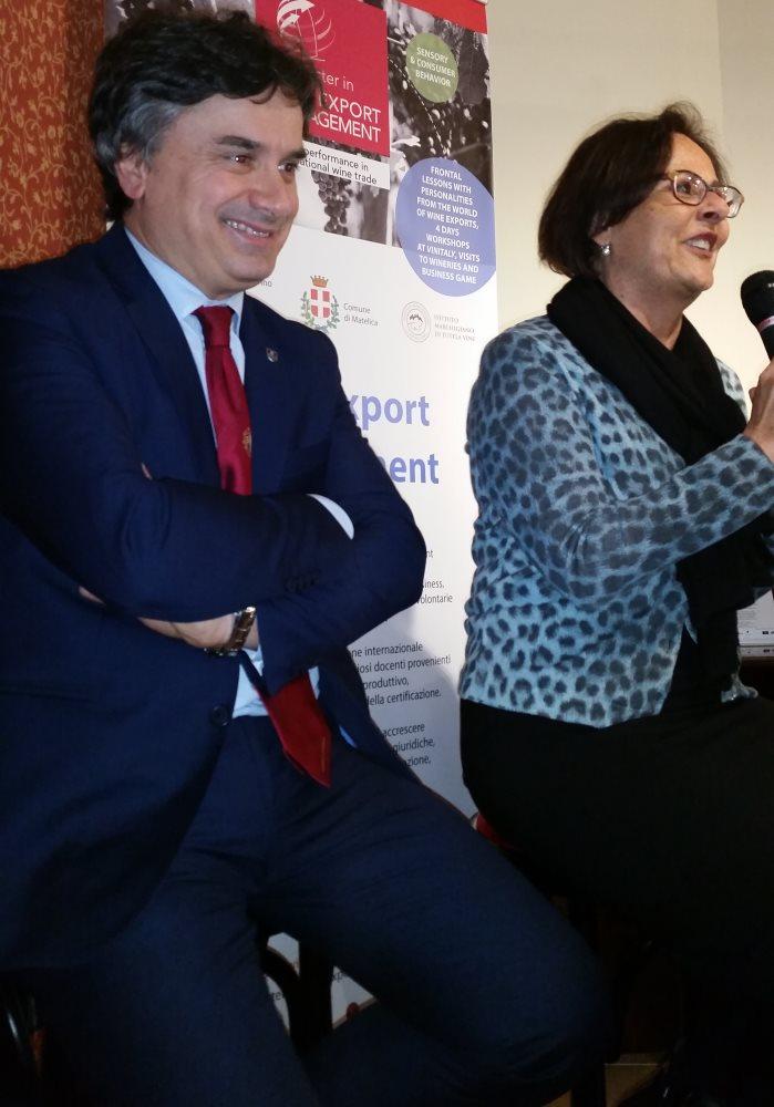 "Al via a Matelica il Master UniCam in ""Wine Export Management"""