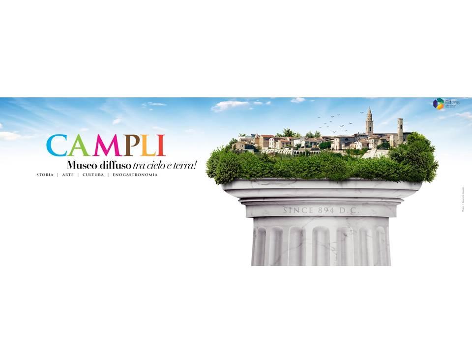 Un territorio unico: Campli, Castelli e Civitella insieme a Bit.2016