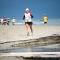 Meravigliosa sensazione correre scalzi - Maratona sulla sabbia 14 febbraio 2016