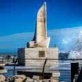 """San Benedetto del Tronto, 2016-02-29 – Molo Sud... """"preferisco il rumore del mare"""""""