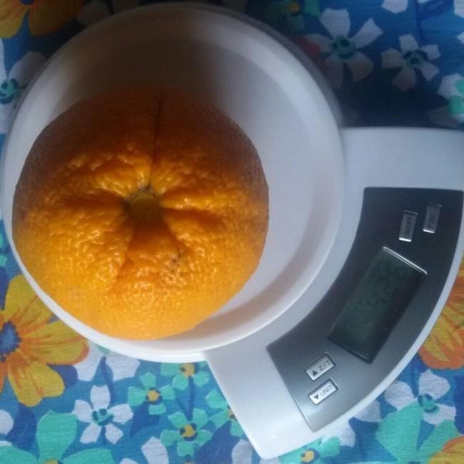 Agrumeto di Miriana (arancia 426 gr)