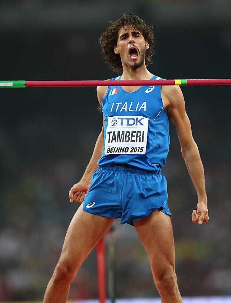 Tamberi 2,35 record italiano indoor