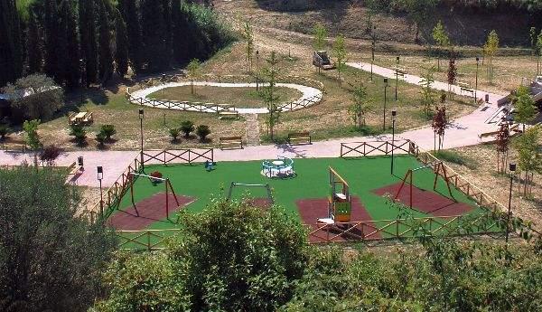 Gestione del Parco Cerboni: interrogazione di Andrea Sanguigni