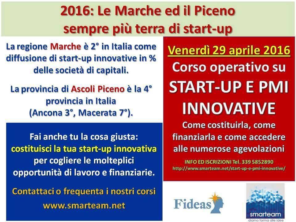 Come avviare e finanziare una Start-Up innovativa