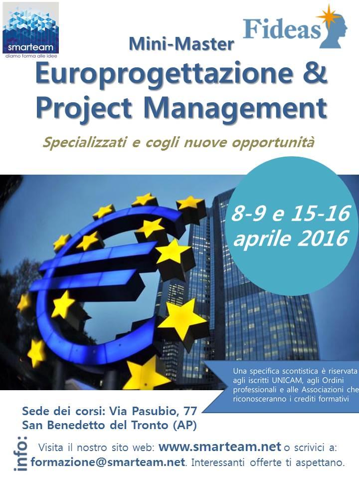 Consulente Euro-Progettista: la professione del futuro