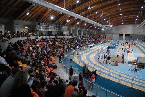 Atletica, giovani delle Marche per il weekend tricolore al Palaindoor di Ancona