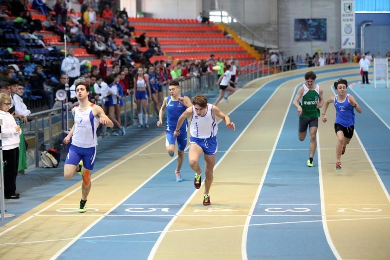 """Trofeo """"Ai confini delle Marche"""": cadetti domenica al Palaindoor di Ancona"""