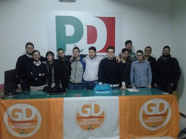 """Primarie Pd, Giovani Democratici: """"Grazie ai Sambenedettesi e congratulazioni a Perazzoli"""""""