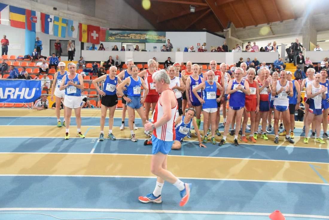 Europei Master indoor: agonismo e fair play ad Ancona