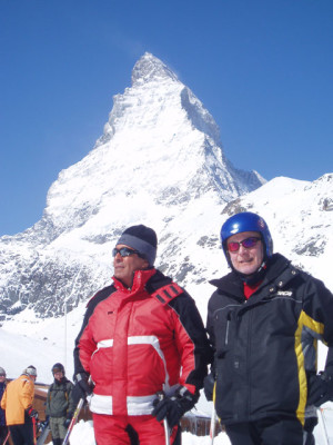 2 Mascalzoni a Zermatt (Apr 2008 – Giovanni e Pietro)