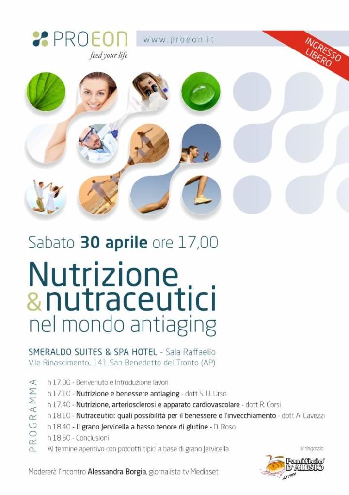 Nutrizione & Neutraceutici nel mondo Antiaging