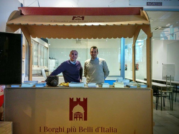 Eataly Roma stand