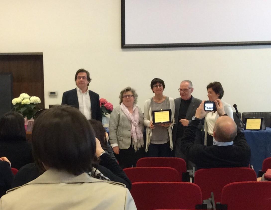 Il Premio Italiano di Pedagogia 2016  a due giovani studiosi dell'UniMc