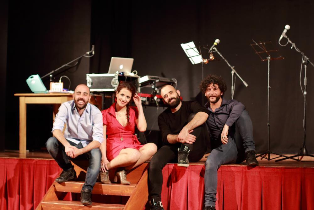 """Successo per """"Parole Suonate"""" al Teatro dell'Arancio"""
