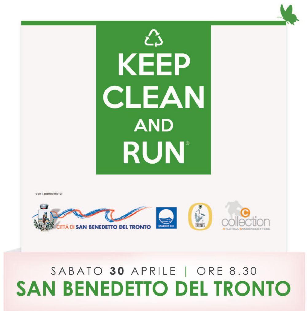 Keep Clean and Run, Pulisci e Corri: 350 chilometri per salvare l'Ambiente