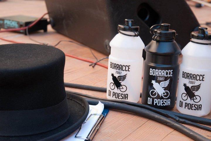 """Il governo olandese sceglie """"Borracce di poesia"""" per il Cycling Festival Europe 2016"""