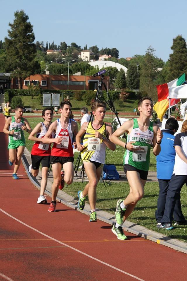 Osimo: i campioni regionali dei 10.000