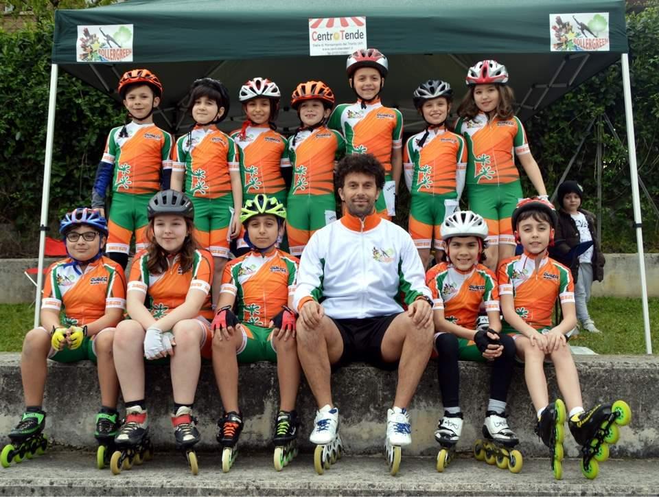 Pattinaggio corsa: ancora successi per la Roller Green